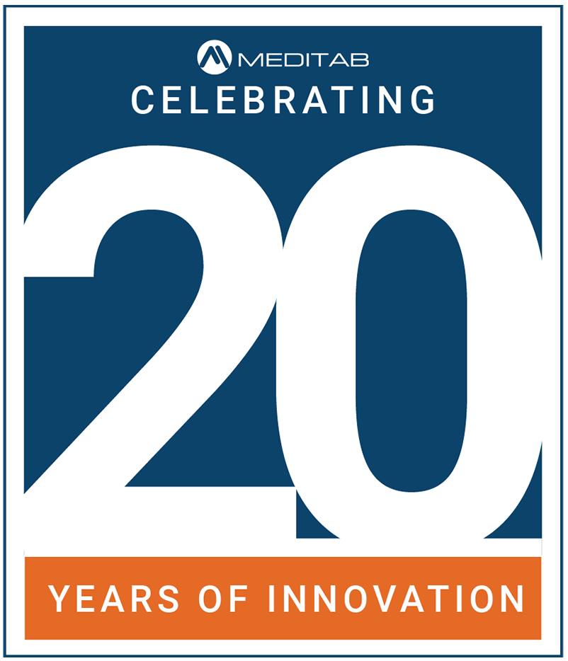 Meditab Celebrating 20 Years of Innovation